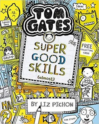 Liz Pichon | Tom Gates: Super Good Skills | 9781407193526 | Daunt Books