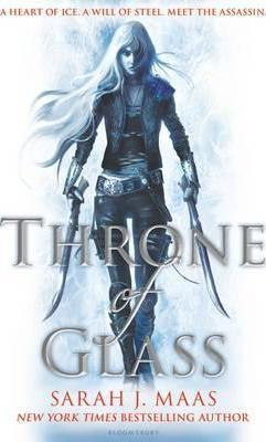 Throne of Glass | Sarah J. Maas | Charlie Byrne's