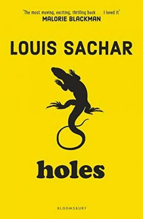 Louis Sachar | Holes | 9781408865231 | Daunt Books