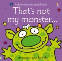 That's Not My Monster | Fiona Watt and Rachel Wells | Charlie Byrne's