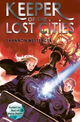 Shannon Messenger | Keeper of the Lost Cities | 9781471189371 | Daunt Books