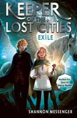 Shannon Messenger | Keeper of the Lost Cities 2 Exile | 9781471189395 | Daunt Books