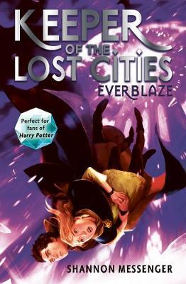 Shannon Messenger | Keeper of the Lost Cities : Everblaze | 9781471189418 | Daunt Books