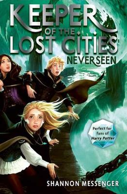 Shannon Messenger | Keeper of the Lost Cities : Neverseen | 9781471189449 | Daunt Books