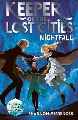 Shannon Messenger | Keeper of the Lost Cities : Nightfall | 9781471189470 | Daunt Books