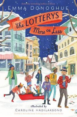 The Lotterys More Or Less | Emma Donoghue | Charlie Byrne's