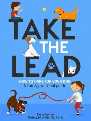 Elena Browne | Take the Lead | 9781788490818 | Daunt Books