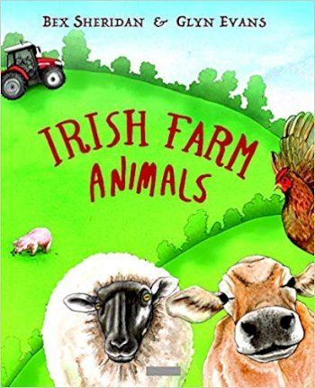 Bex Sheridan | Irish Farm Animals | 9781788491211 | Daunt Books