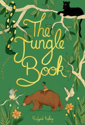 Rudyard Kipling | The Jungle Book | 9781840227833 | Daunt Books