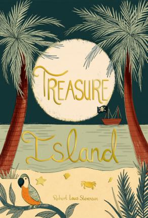 Robert Louis Stevenson | Treasure Island | 9781840227888 | Daunt Books