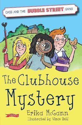 The Clubhouse Mystery | Erika McGann | Charlie Byrne's