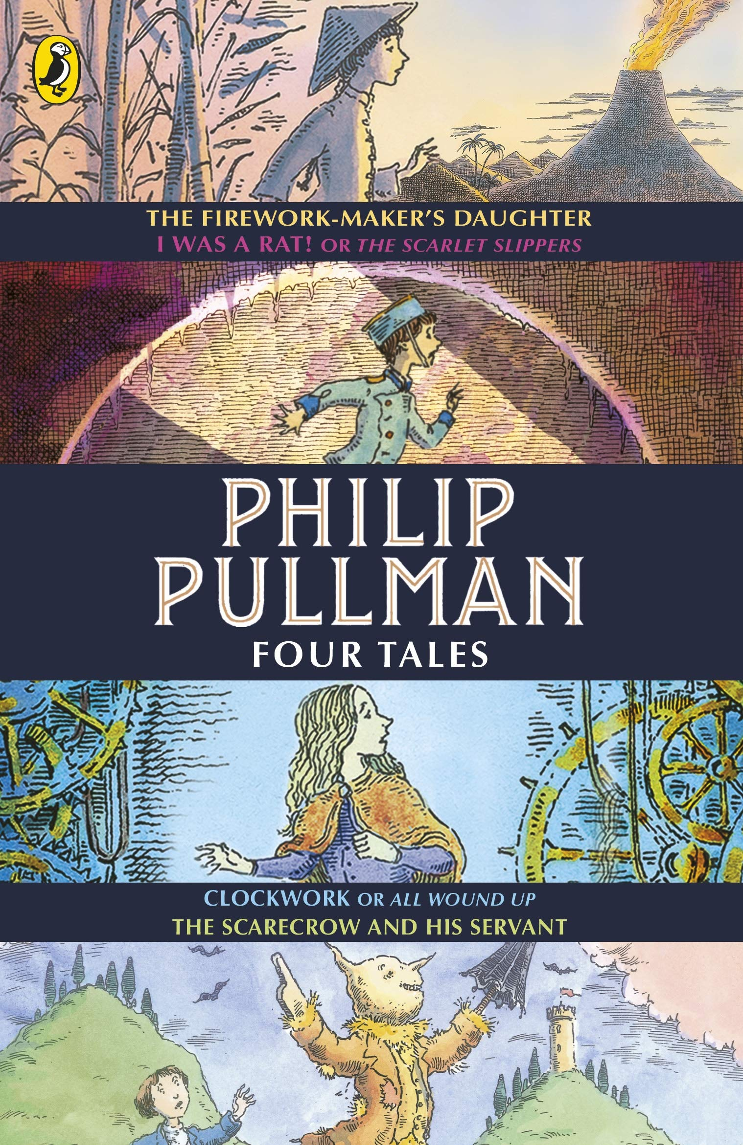 Four Tales | Philip Pullman | Charlie Byrne's