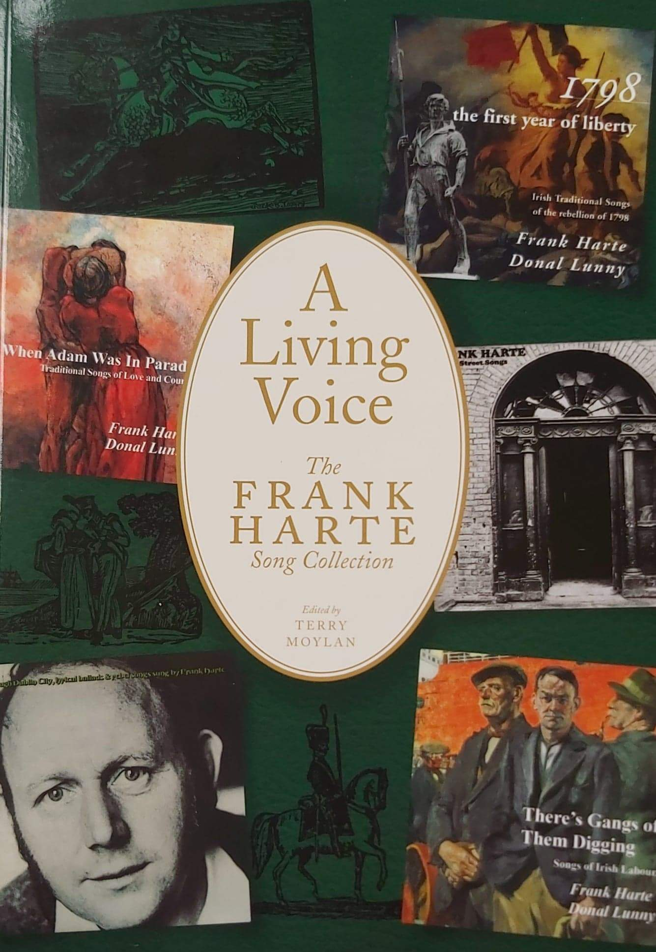 A Living Voice: The Frank Harte Song Collection | Frank Harte | Charlie Byrne's