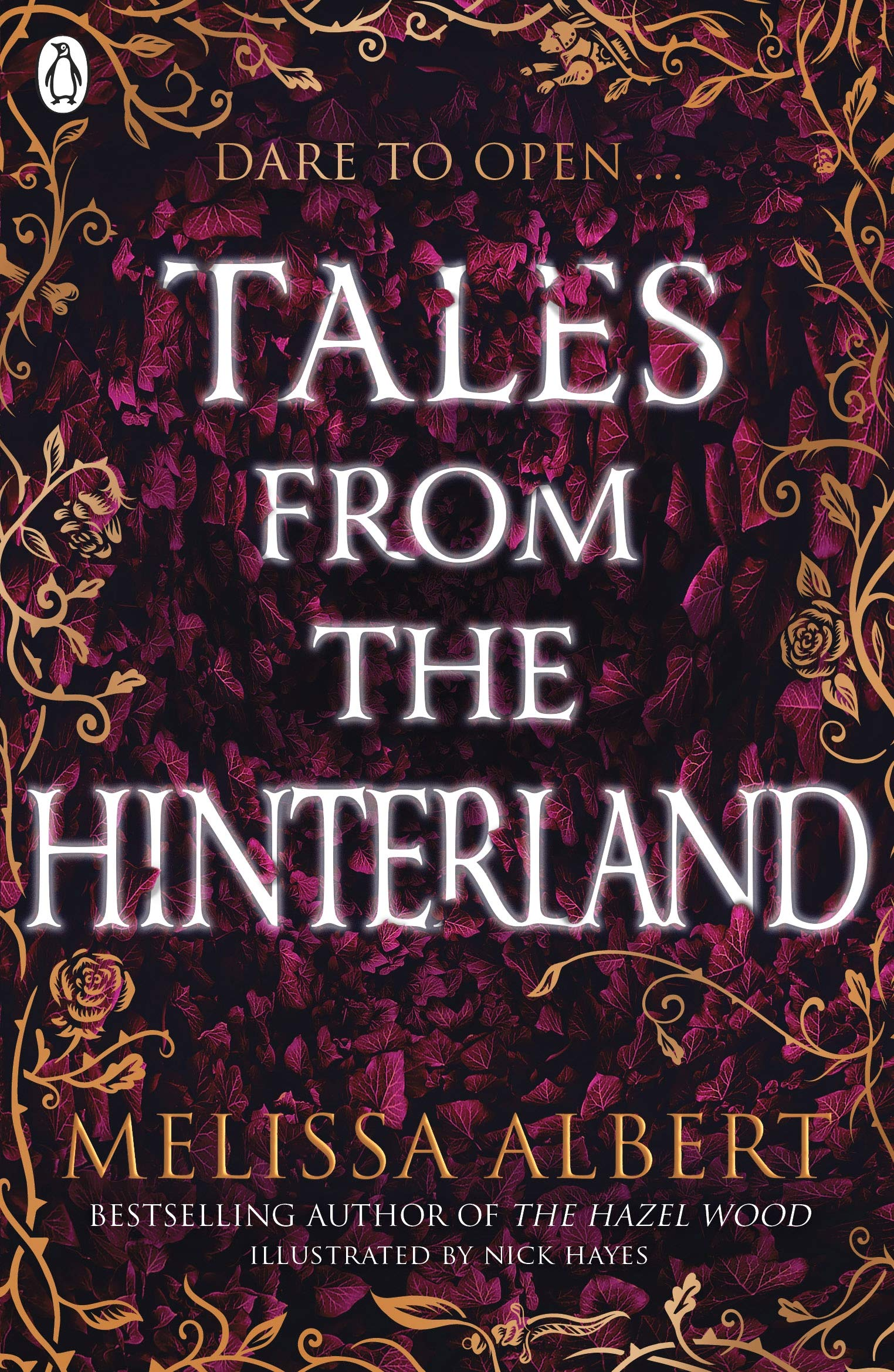 Tales From The Hinterland | Melissa Albert | Charlie Byrne's