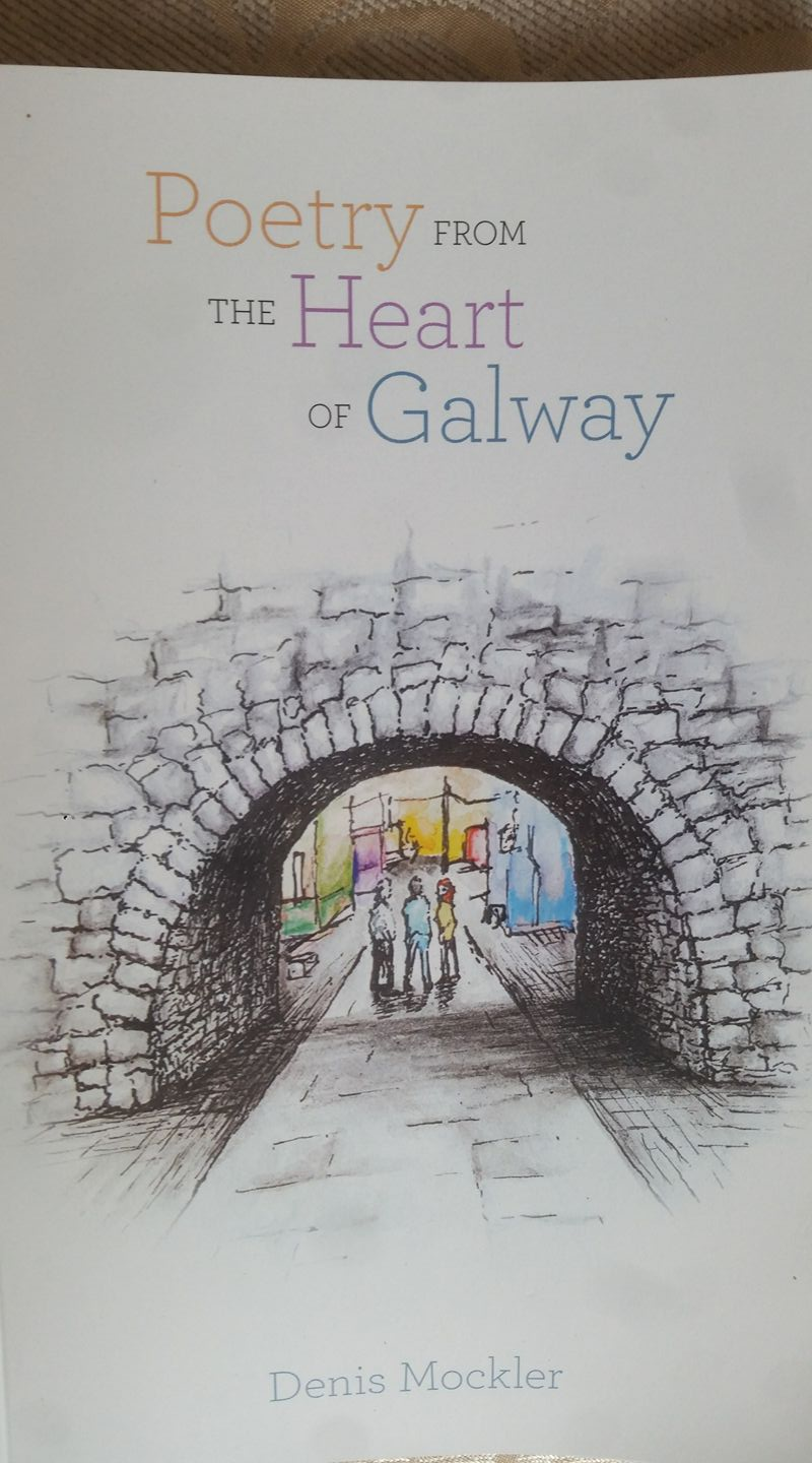 Poetry From The Heart of Galway   Denis Mockler   Charlie Byrne's