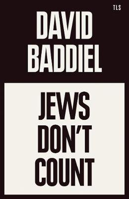 David Baddiel | Jews Don't Count | 9780008399474 | Daunt Books