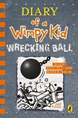 Jeff Kinney | Diary of a Wimpy Kid - Wrecking Ball | 9780241396926 | Daunt Books