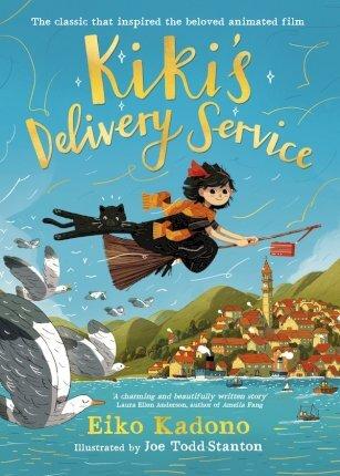 Eiko Kadono | Kiki's Delivery Service | 9780241449486 | Daunt Books