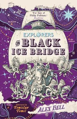Explorers On Black Ice Bridge | Alex Bell | Charlie Byrne's