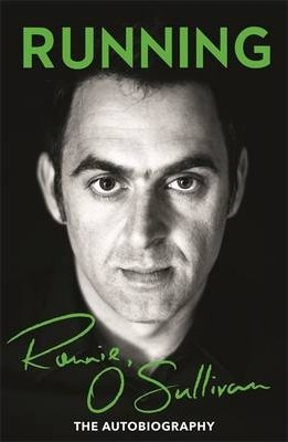 Running – The Autobiography | Ronnie O'Sullivan | Charlie Byrne's