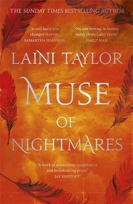 Laini Taylor | Muse of Nightmares | 9781444789065 | Daunt Books