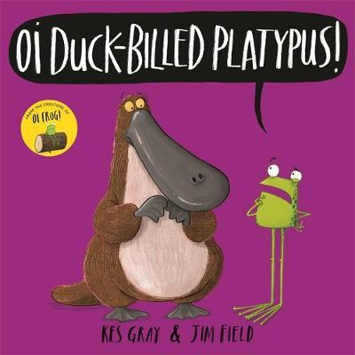 Oi Duck Billed Platypus! | Kes Gray and Jim Field | Charlie Byrne's