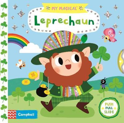 My Magical Leprechaun | Campbell Books | Charlie Byrne's