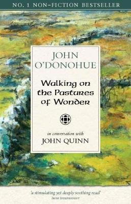 John O'Donohue in Conversation with John Quinn | Walking on the Pastures of Wonder | 9781847307675 | Daunt Books