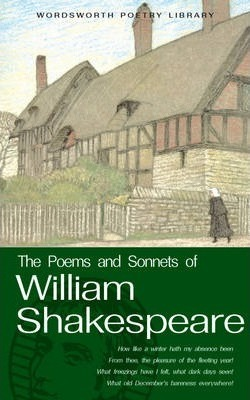 William Shakespeare | The Poems and Sonnets of William Shakespeare | 9781853264160 | Daunt Books
