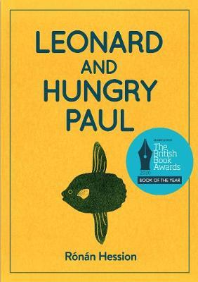 Rónán Hession | Leonard and Hungry Paul | 9781910422441 | Daunt Books