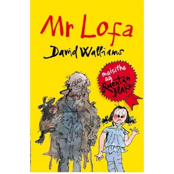 Mr Lofa | David Walliams | Charlie Byrne's
