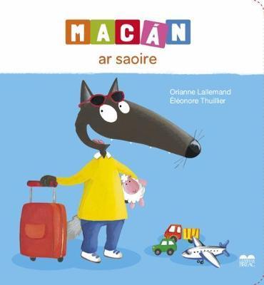 Orianne Lallemand | Macán Ar Saoire | 9781911363354 | Daunt Books