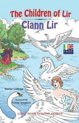 Declan Collinge | The Children of Lir | 9781912514076 | Daunt Books