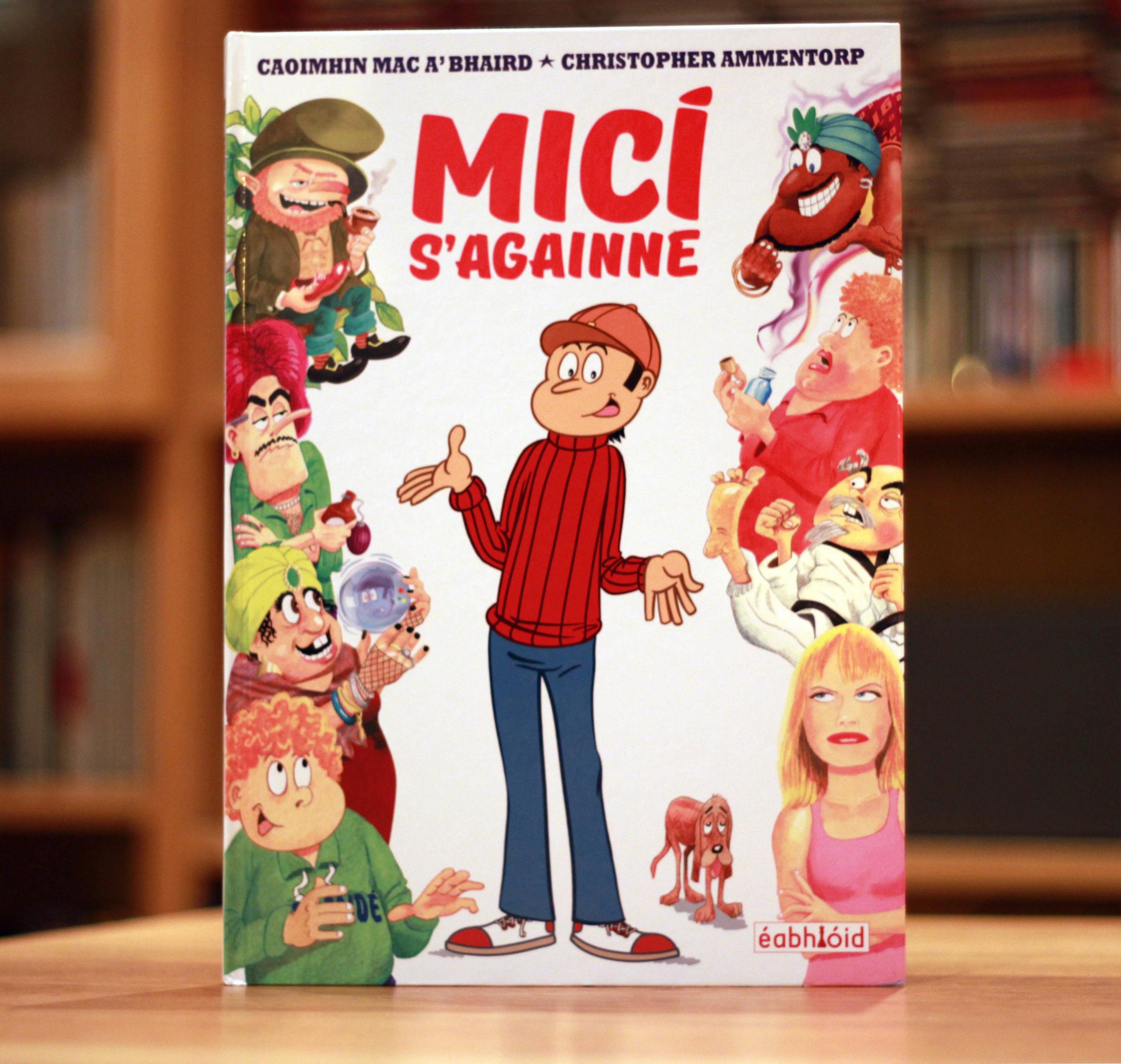 Mici S'againne | Caoimhin Mac A'Bhaird | Charlie Byrne's
