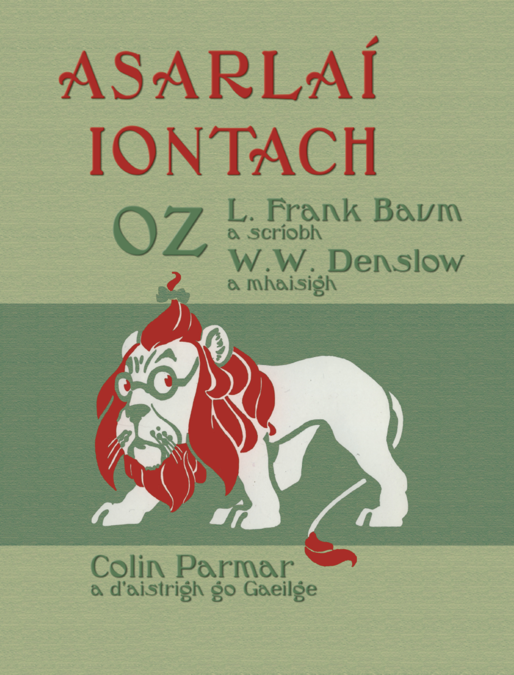 Asarlaí Iontach Oz | L. Frank Baum | Charlie Byrne's