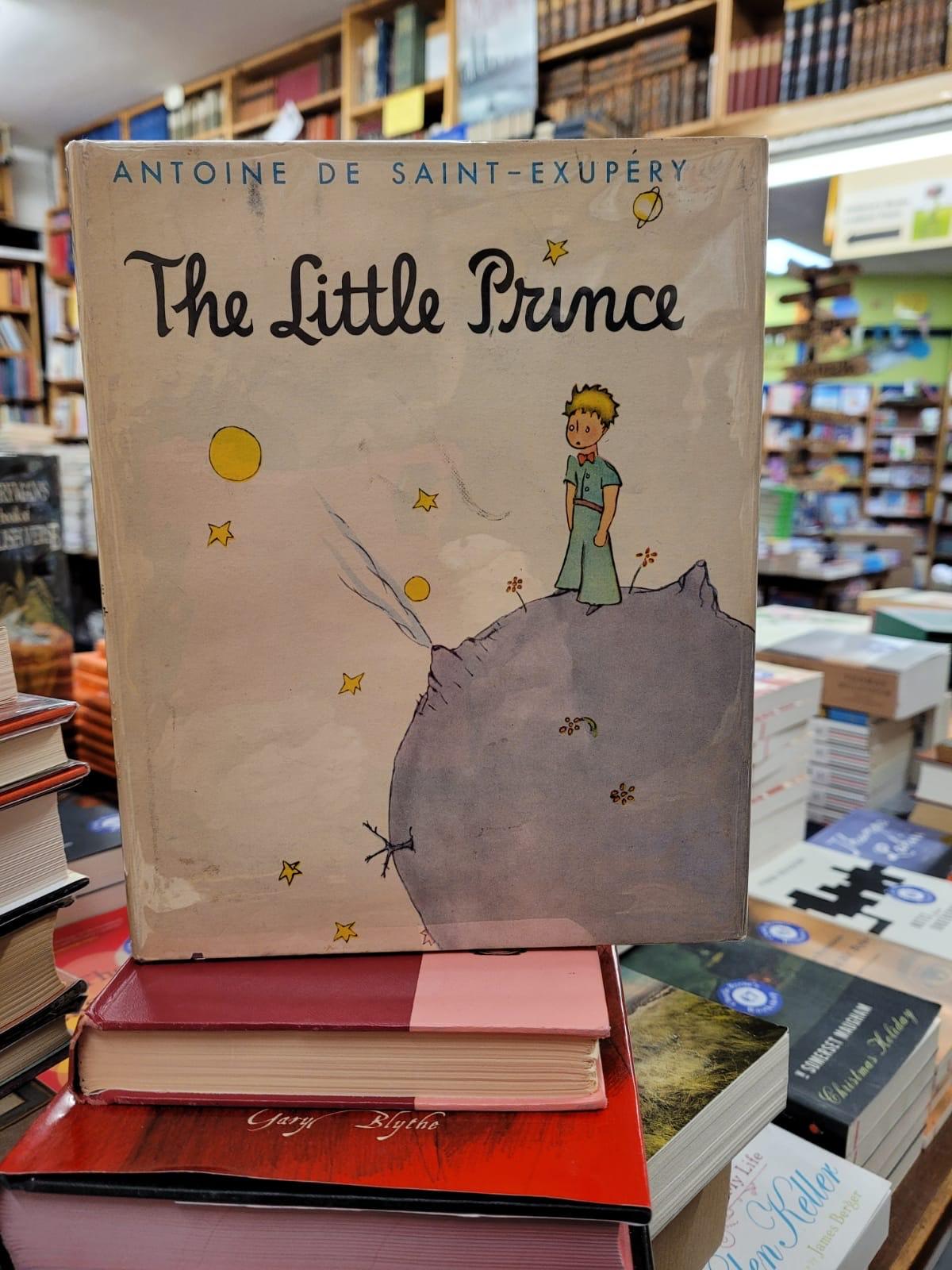 The Little Prince | Antoine de Saint-Exupéry | Charlie Byrne's