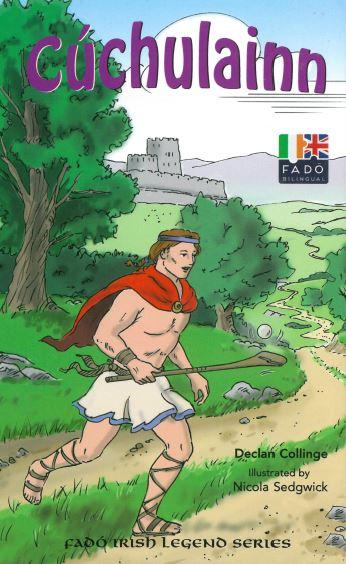 Cúchullain by Declan Collinge