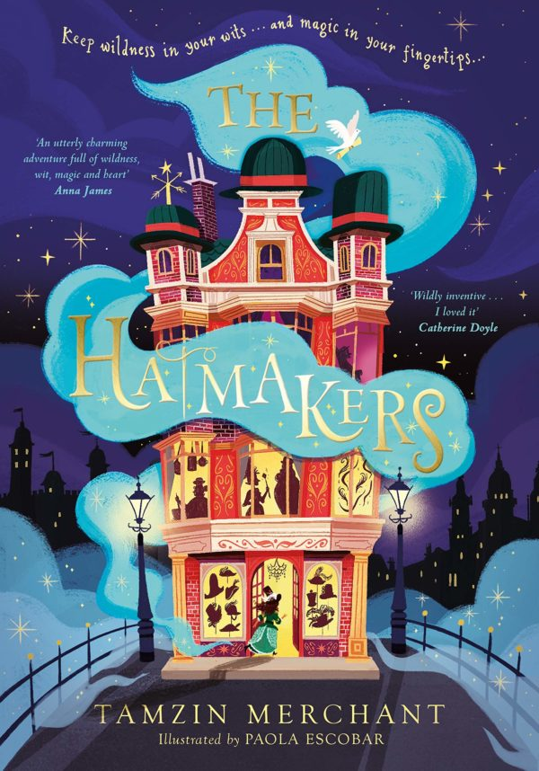 The Hatmakers by Tamzin Merchant