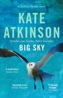 Kate Atkinson | Big Sky | 9780552776660 | Daunt Books