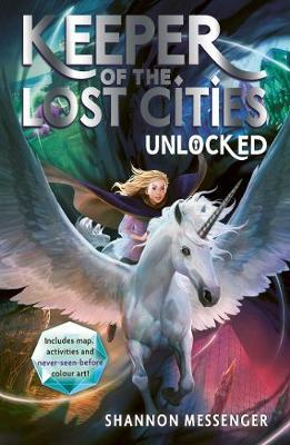 Keeper of the Lost Cities : Unlocked | Shannon Messenger | Charlie Byrne's
