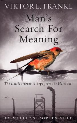 Victor E. Frankl | Man's Search For Meaning | 9781846041242 | Daunt Books