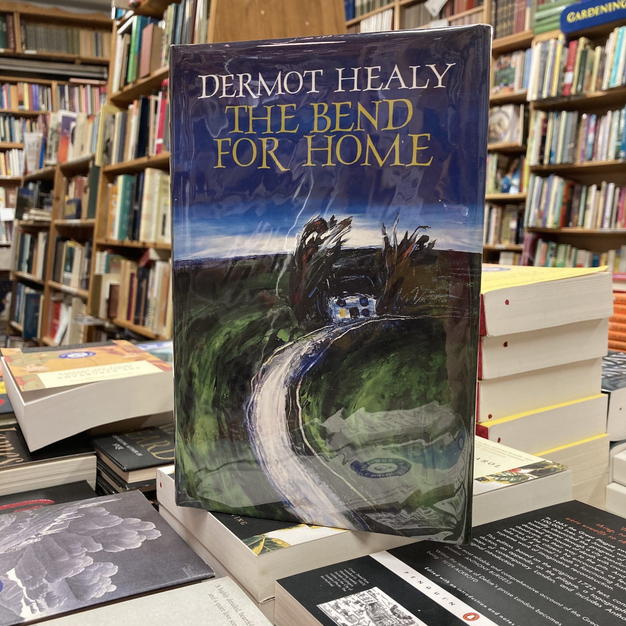 The Bend for Home | Dermot Healy | Charlie Byrne's