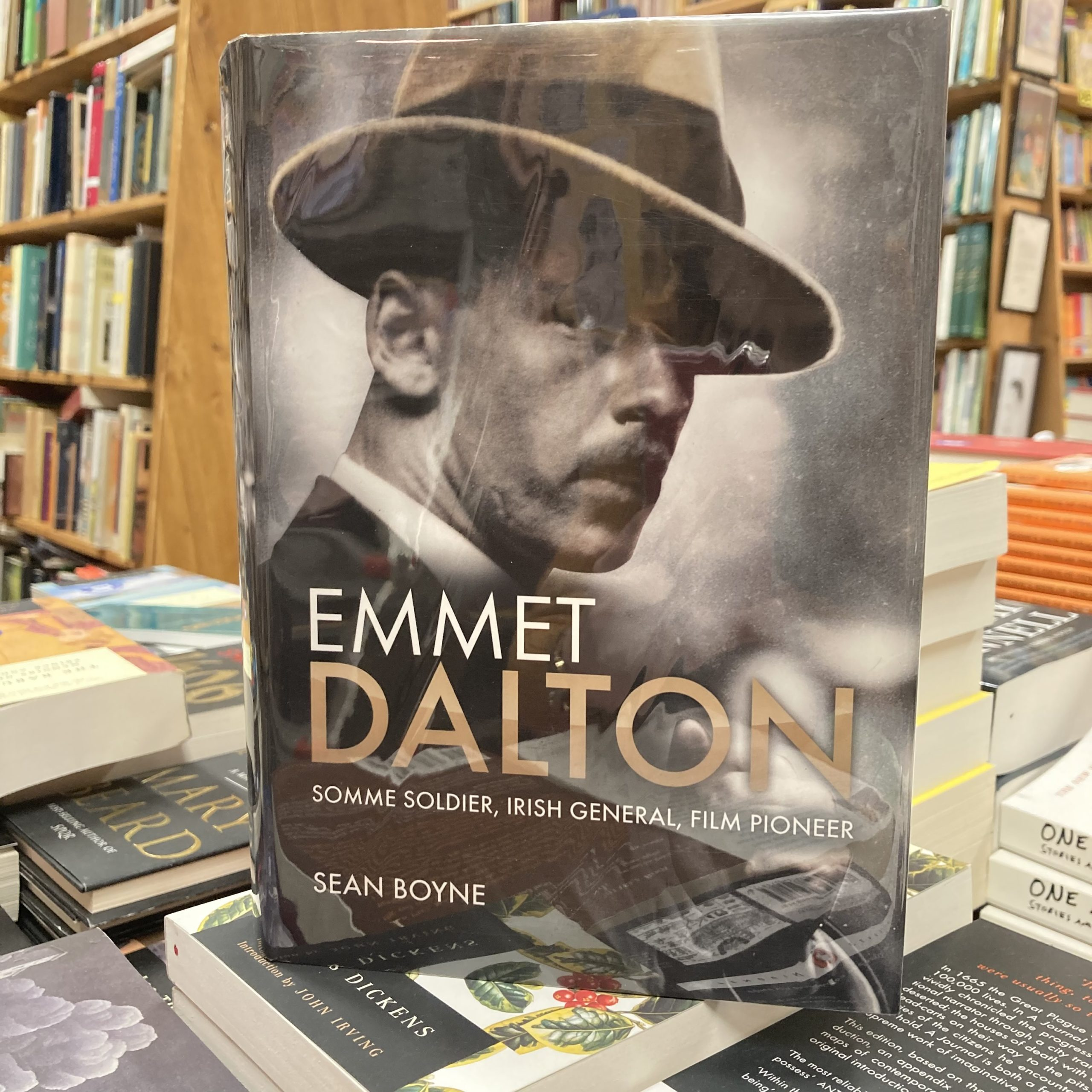 Emmet Dalton – Somme Soldier, Irish General, Film Pioneer | Sean Boyne | Charlie Byrne's