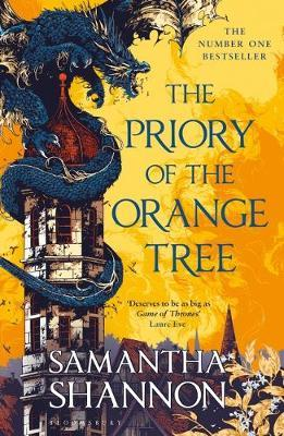 Samantha Shannon | The Priory of the Orange Tree | 9781408883358 | Daunt Books