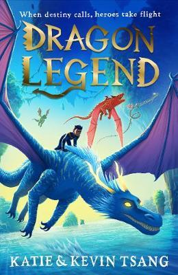 Dragon Legend by Katie and Kevin Tsang