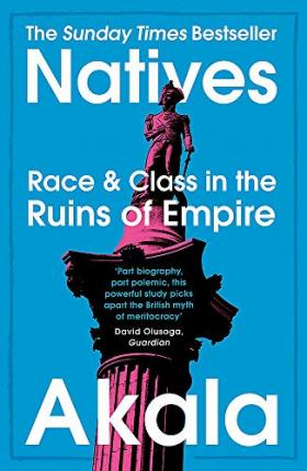 Akala | Natives : Race and Class in the Ruins of Empire | 9781473661233 | Daunt Books