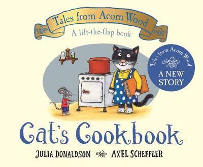 Julia Donaldson | Cat's Cookbook | 9781529034363 | Daunt Books