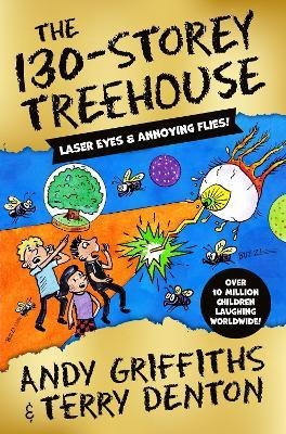 The 130 Storey Treehouse | Andy Griffiths | Charlie Byrne's