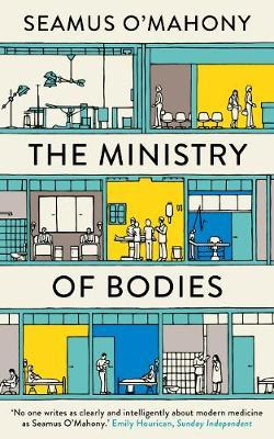 Seamus O'Mahony | The Ministry Of Bodies | 9781800244221 | Daunt Books