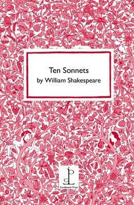 Candlestick Press | Ten Sonnets by William Shakespeare | 9781907598326 | Daunt Books